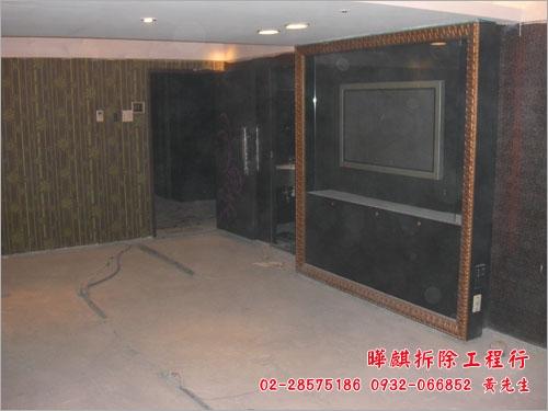 地板磁磚拆除工程