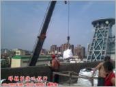 廢棄物磚瓦吊運處理