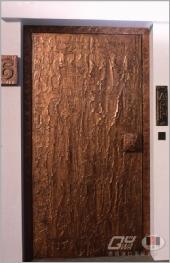 金色年代~ (一) 德國原裝進口銅雕門