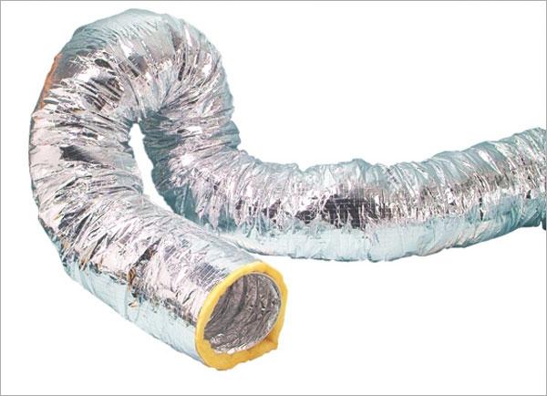 伸縮保溫軟管