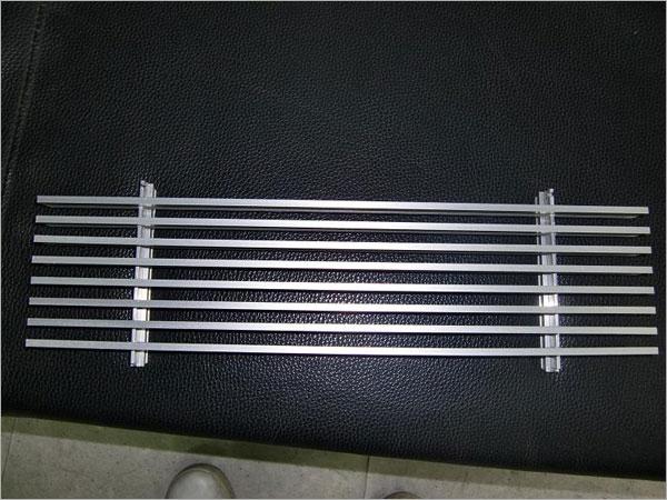 鋁製線型無框