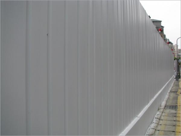 安全圍籬(含防溢座)