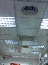 UT-PVC板材天花板
