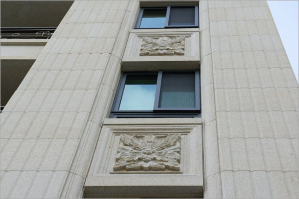石材外牆設計