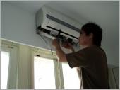 日立冷暖變頻空調室內機安裝