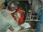 330RT 滿液式冰水機藥洗冷凝器