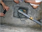 電梯間止水~修繕工程