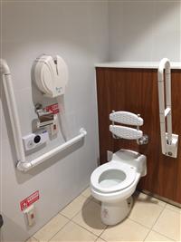 無障礙設施新作工程、無障礙設裝修工程、無障礙設施廁所工程