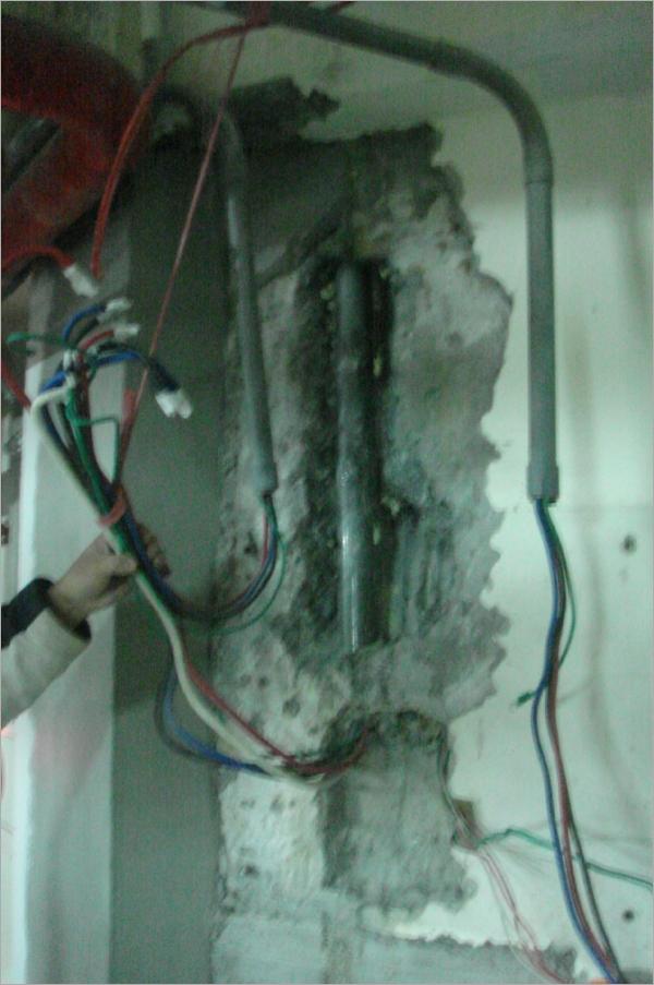 地下室管路漏水處理