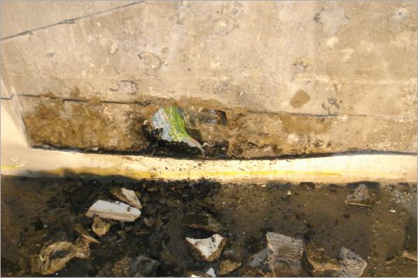 地下室壁面漏水處理