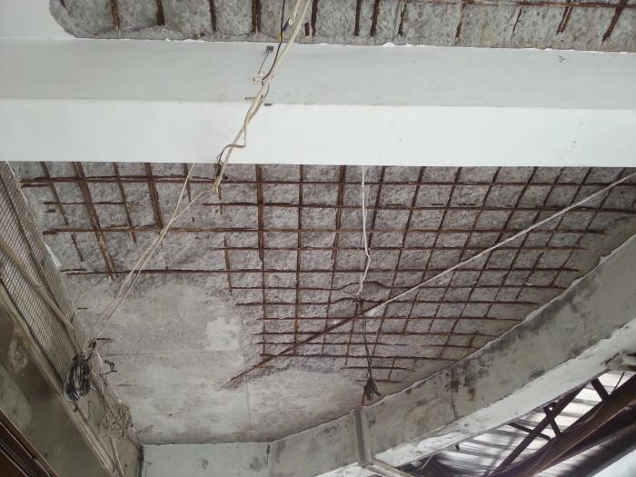 天花板環氧樹脂補強
