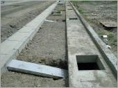 人行道水溝洩水孔工程