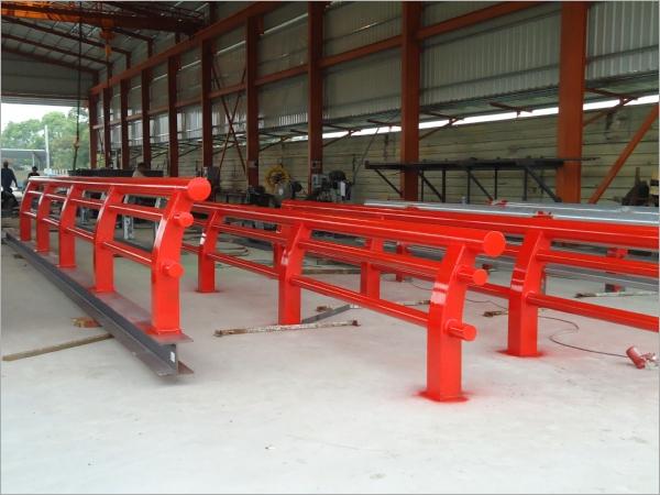 造型鋼管橋梁安全護欄