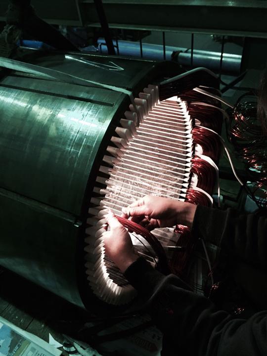 KSB汙水泵155.9KW繞線
