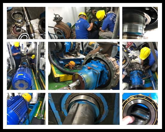 PCW-2A  100HP泵浦維修