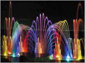 噴泉水舞工程