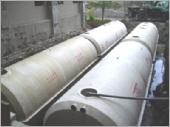 FRP污水處理設施