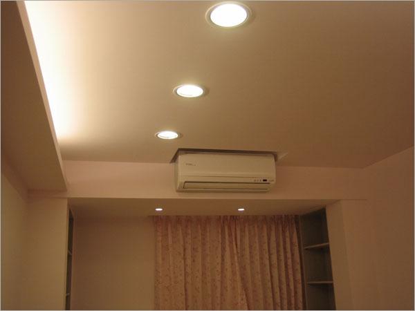 造型天花板LED燈工程