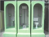 FRP製活動廁所