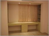 書房書桌木作工程
