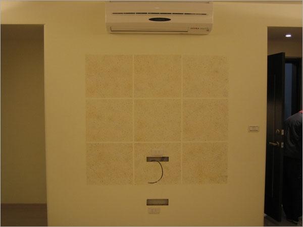 客廳裝潢電視牆工程