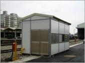 工地辦公室組合房屋-竹東火車站
