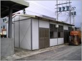 組合屋接待中心-竹東火車站