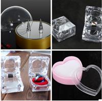 壓克力飾品、壓克力戒子盒