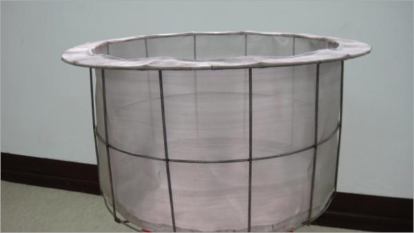 不鏽鋼過濾桶