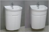 DX-T210整組尺寸W495xD405xH670mm浴櫃尺寸W475xD390xH600mm