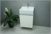 DX-T710整組尺寸W500xD450xH735mm浴櫃尺寸W495xD448xH600mm