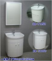 DX-T1250 + DX-T2250 浴櫃
