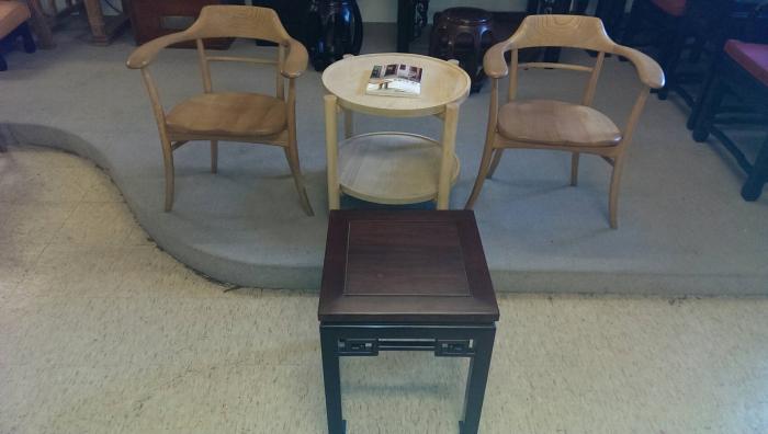 設計型實木造型精品椅