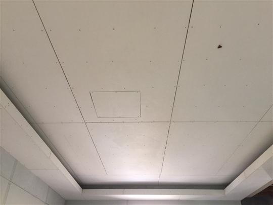造型暗架板