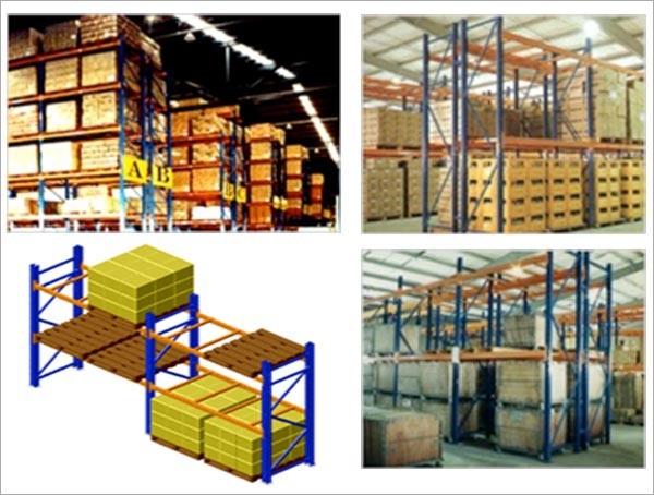 重量型棧板貨架
