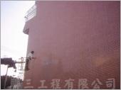 外牆潑水濟防水工程