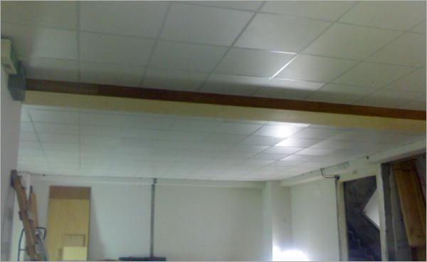 明架天花板