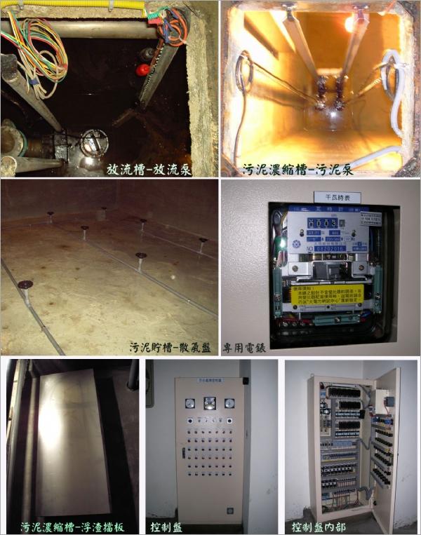 污/雨水處理設備工程(三)