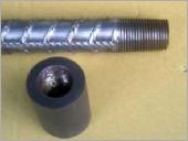 擴頭車牙型鋼筋續接器