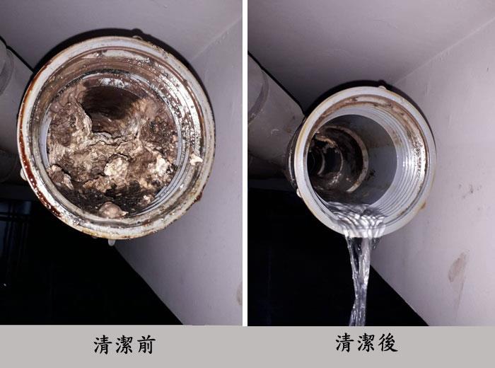 污水吊管高壓清洗