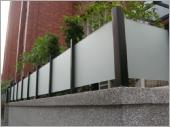 鋁格柵欄杆