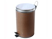 腳踏垃圾桶包蓆紋面/C03AP(亦有C03BP)