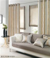 客廳窗簾設計