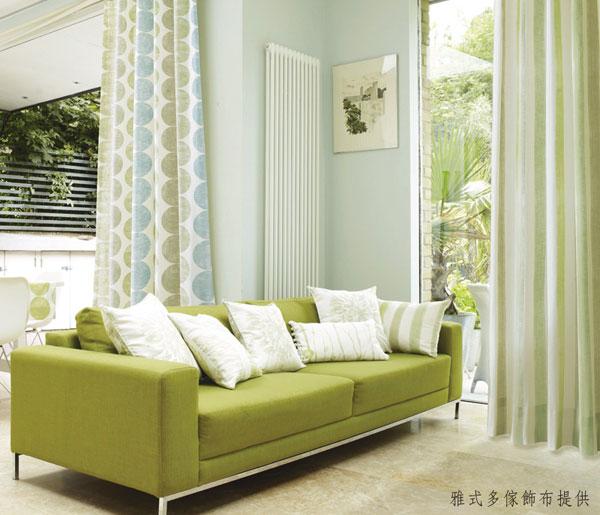 居家窗簾設計