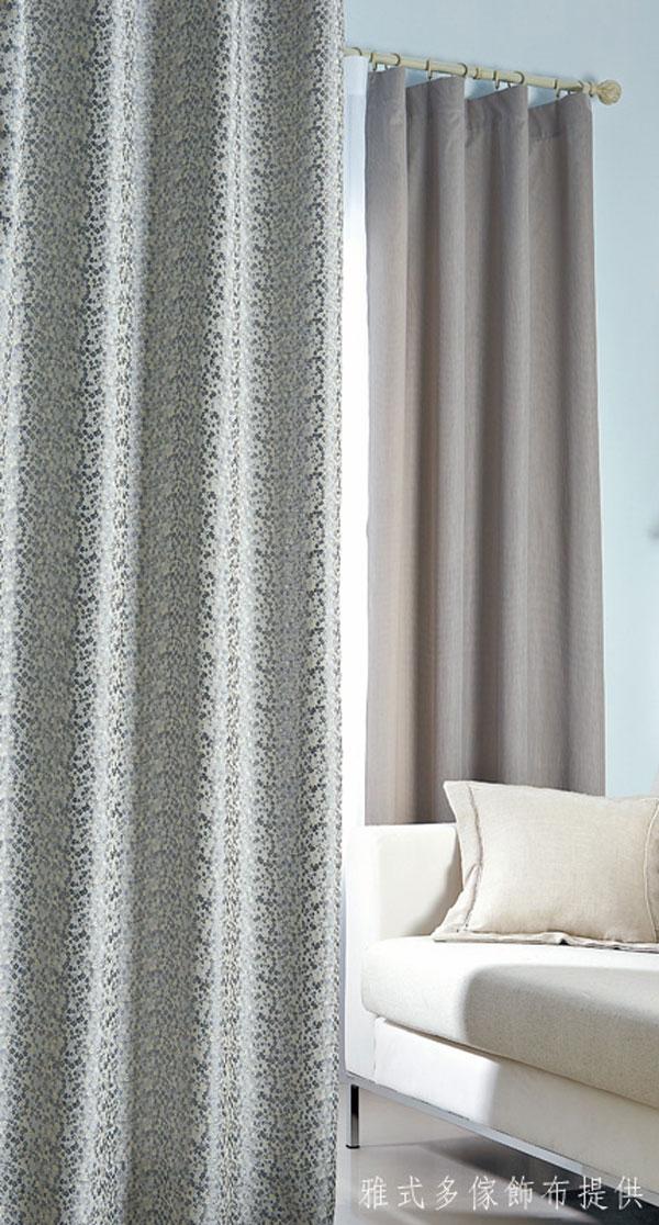 歐式窗簾設計