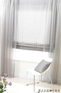 直立窗簾設計