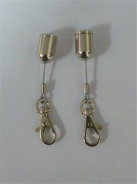 LED燈具吊環式鋼索固定器