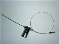 LED燈具單邊鎖鋼索固定器