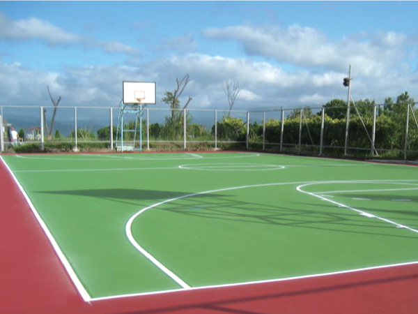 籃球場地坪工程