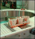 食品輸送機